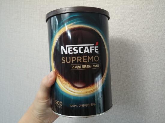 네스카페 수프리모