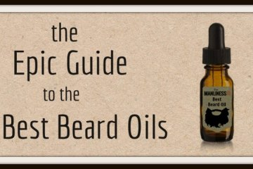 What is the best beard oil for your beards