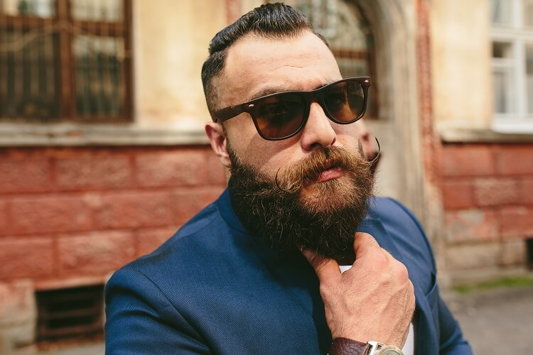 Beard grooming for a great beard style