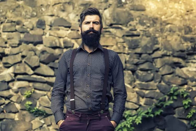 Trim your beard based on your personal style as a man