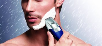 Panasonic ER-GB40-S Cordless Moustache & Beard Trimmer WetDry (4)
