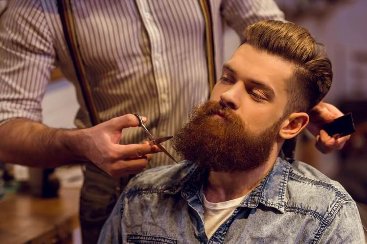 Soften your beard by maintaining it healthy hydrated by applying beard care products on daily basis
