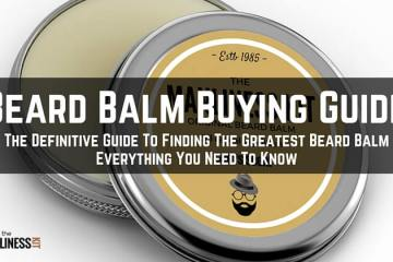 Finding The Best Beard Balm. Everything You Need To Know