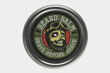 Grave Before Shave Beard Balm Review