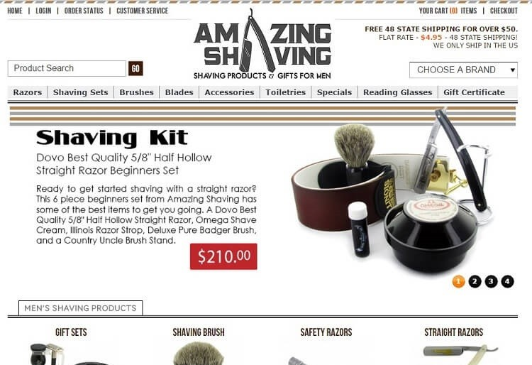 If you search where to buy a safety razor check out amazingshaving eshop