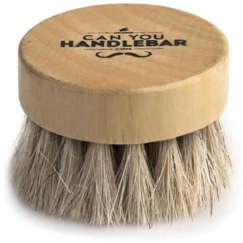 The best beard brush I ever used from canyouhandlebar