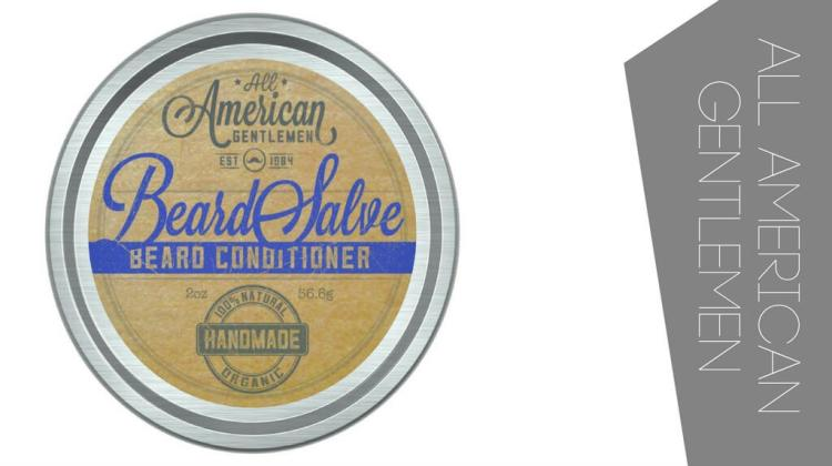 All american gentlemen beard balm is a must try beard care product