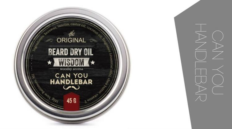 Best beard balm for long beard is the canyouhandlebar original dry beard oil