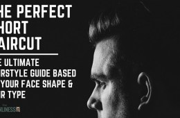 Best Short Hairstyles For Men Based On Face Shape. The Go-To Guide For Your New Haircut (1)