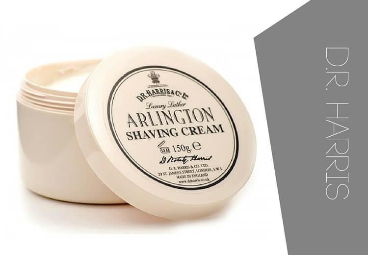 The best shaving cream for mens face by D R Harris Arlington