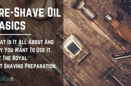 What is pre-shave oil and how to use it