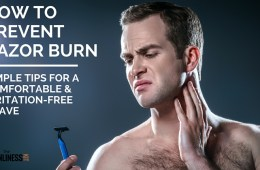 How to prevent razor burn. Simple tips to avoid or cure razor burn if you happen to get one