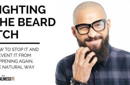 How to stop beard itch - home remedy to fight it simply and naturally