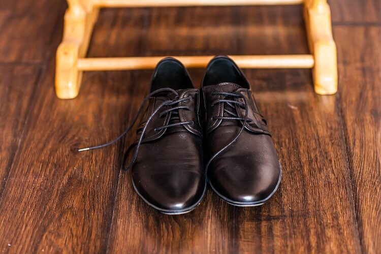 Shoes are important element of man style