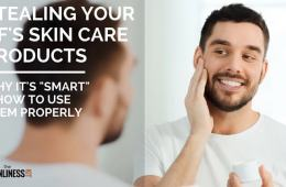 Why Using Your Girlfriend's Skin Care Products is Smart