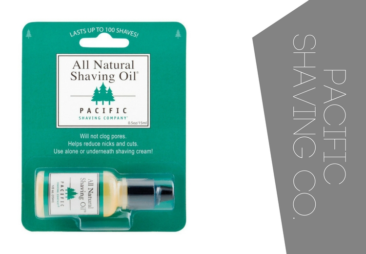 Best Pre Shave Oils for men with sensitive skin and not only - Pacific Shaving Company