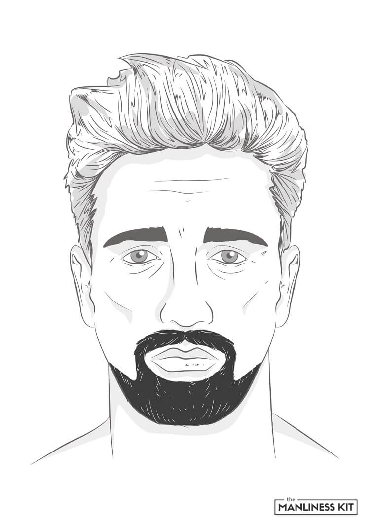 Goatee Styles How To Shape It And The Different Beard Styles The