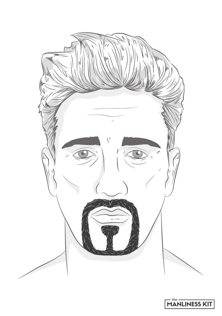 shaft beard