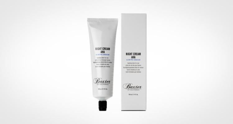 Baxter of California mens face moisturizer