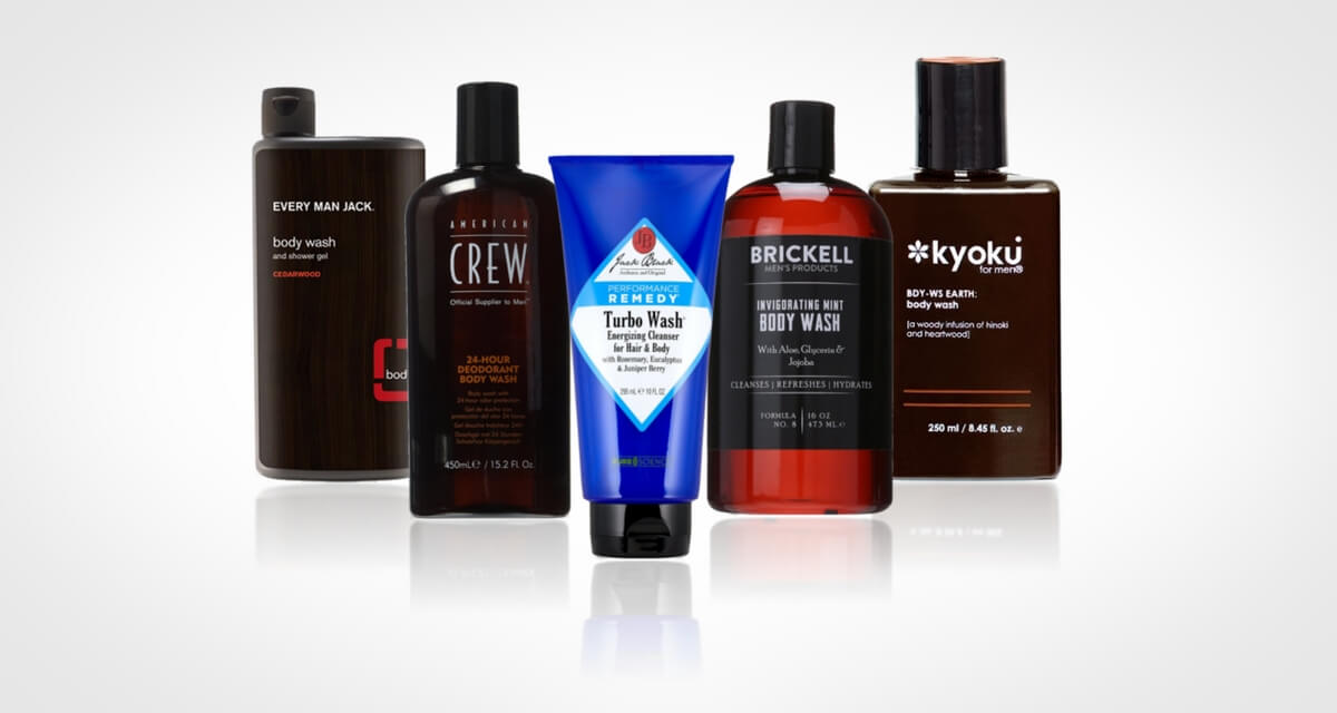 Exceptional Best Body Washes For Men 2018: The Advanced Buying Guide   The Manliness Kit