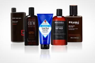 Best body washes for men