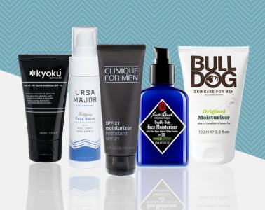 Best moisturizers for men