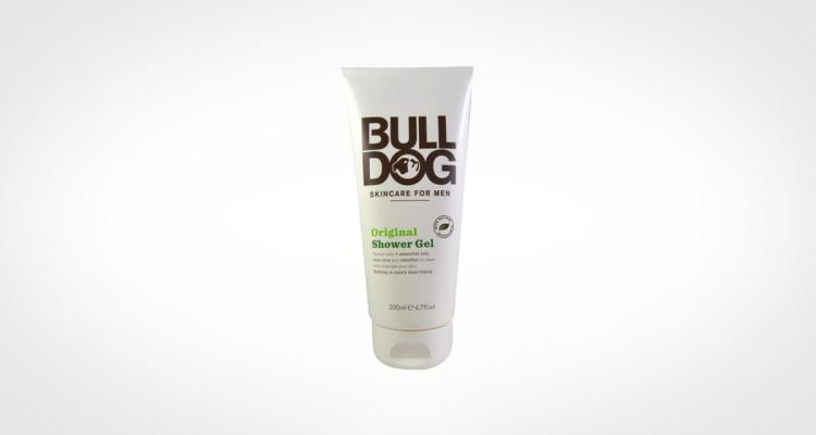 Bulldog body wash for guys