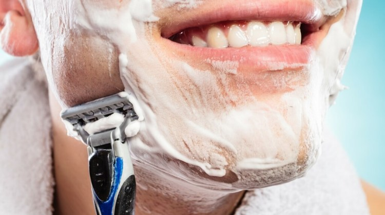 Close shave without razor bumps, burns and irritation