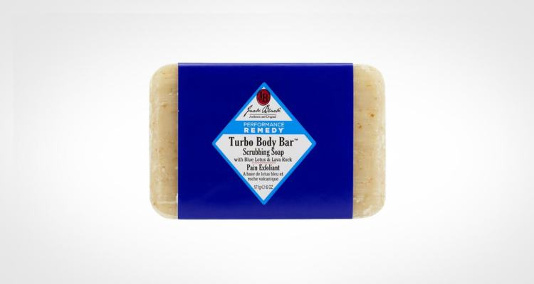Jack Black bar soap for men