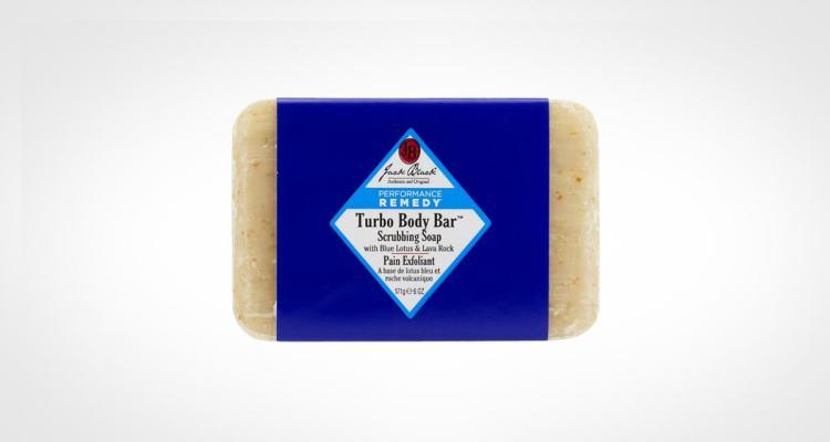Jack Black bar soap for men