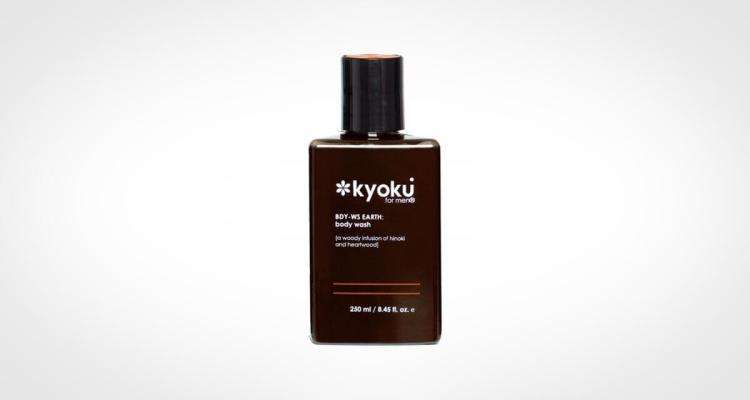 Kyoku body wash for guys
