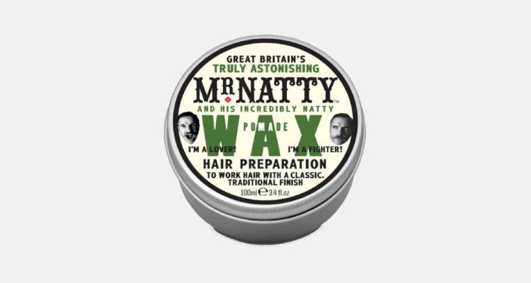 Mr.Natty Natty's Hair Pomade Mixture For Men