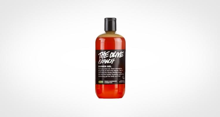 The olive branch body wash
