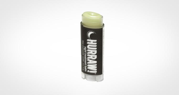 Top notch lip balm foe guys by Hurraw