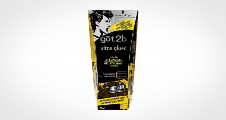 Schwarzkopf hair gel for men got2b
