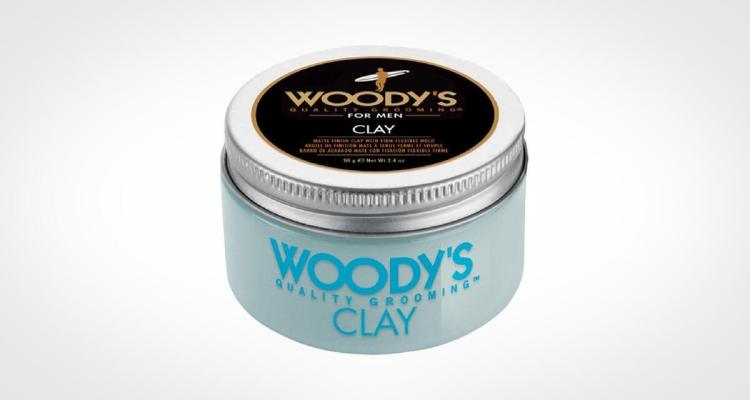 Woodys Hair Clay for men