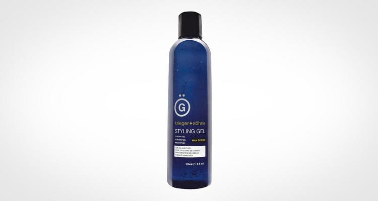 b+s gel for mens hair