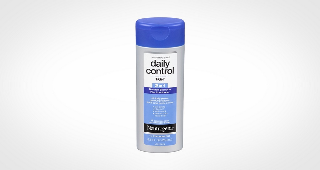 Neutrogena Daily Control 2-in-1 Dandruff Shampoo Plus Conditioner