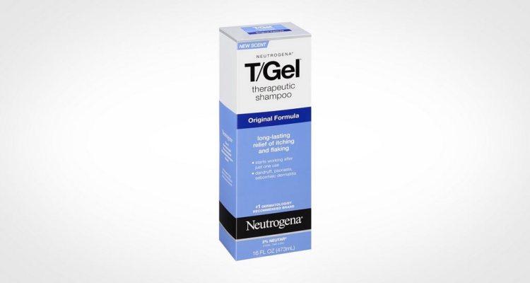 Neutrogena TGel Therapeutic Shampoo Original Formula For Dandruff Treatment
