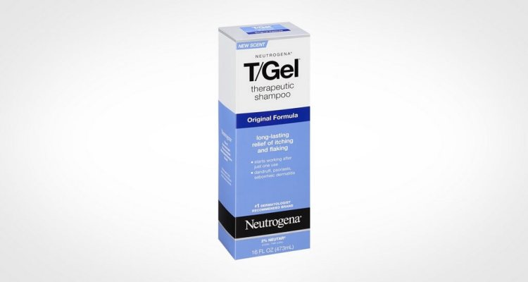 Neutrogena TGel Therapeutic Shampoo Original Formula For Dandruff Treatment
