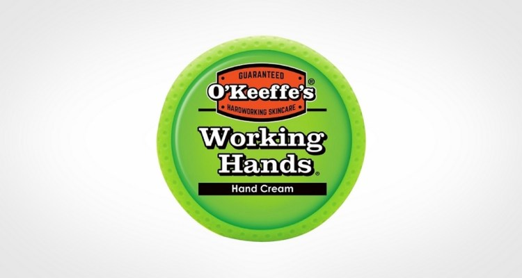 O Keeffe's hand cream for dry skin