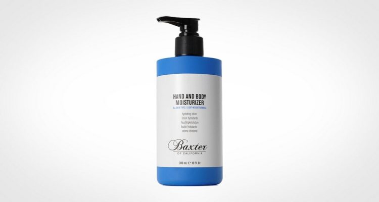 Baxter of California Hand and Body Moisturizer – Best runner-up