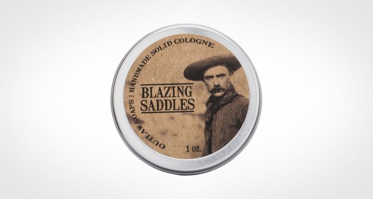 Blazing Saddles Men's Solid Cologne