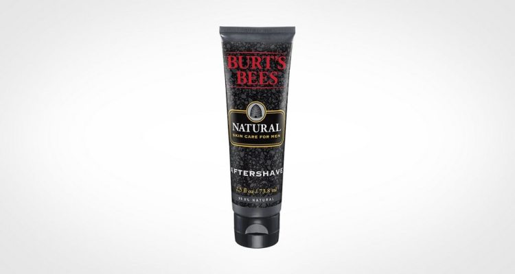 Burts Bees aftershave balm
