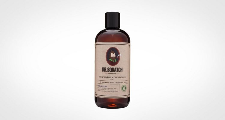 Dr Squatch conditioner for men