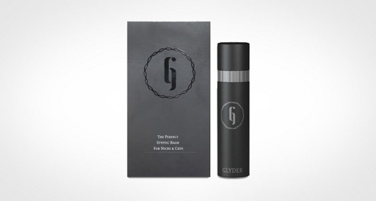 Glyder aftershave styptic balm