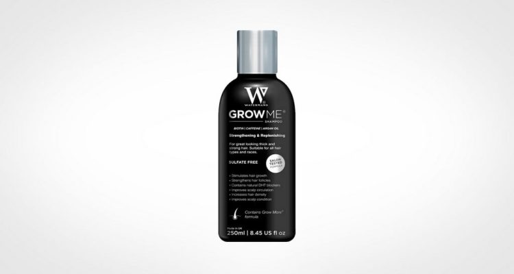 Grow Me hair growth shampoo for men