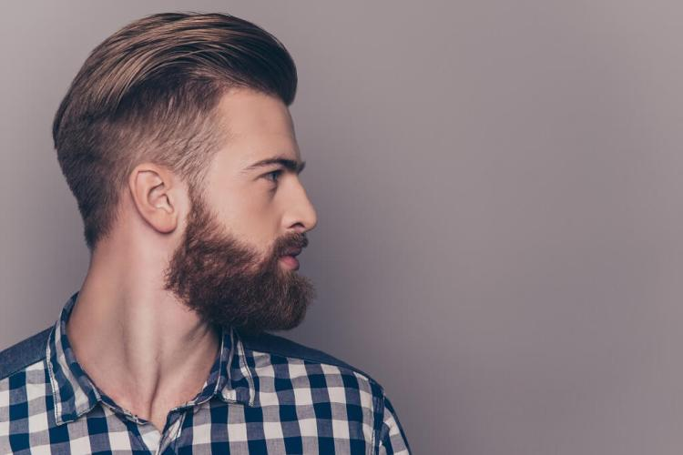 Make your beard look great and fuller based on face shape
