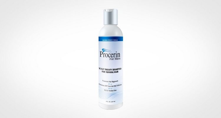 Procerin for men hair loss shampoo