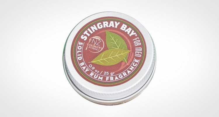 Stingray Bay solid cologne for man